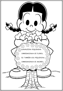 LARANJEIRA - Texto para leitura