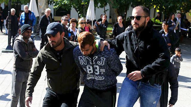 Προφυλακίστηκε ο δολοφόνος του Μιχάλη Ζαφειρόπουλου (βίντεο)