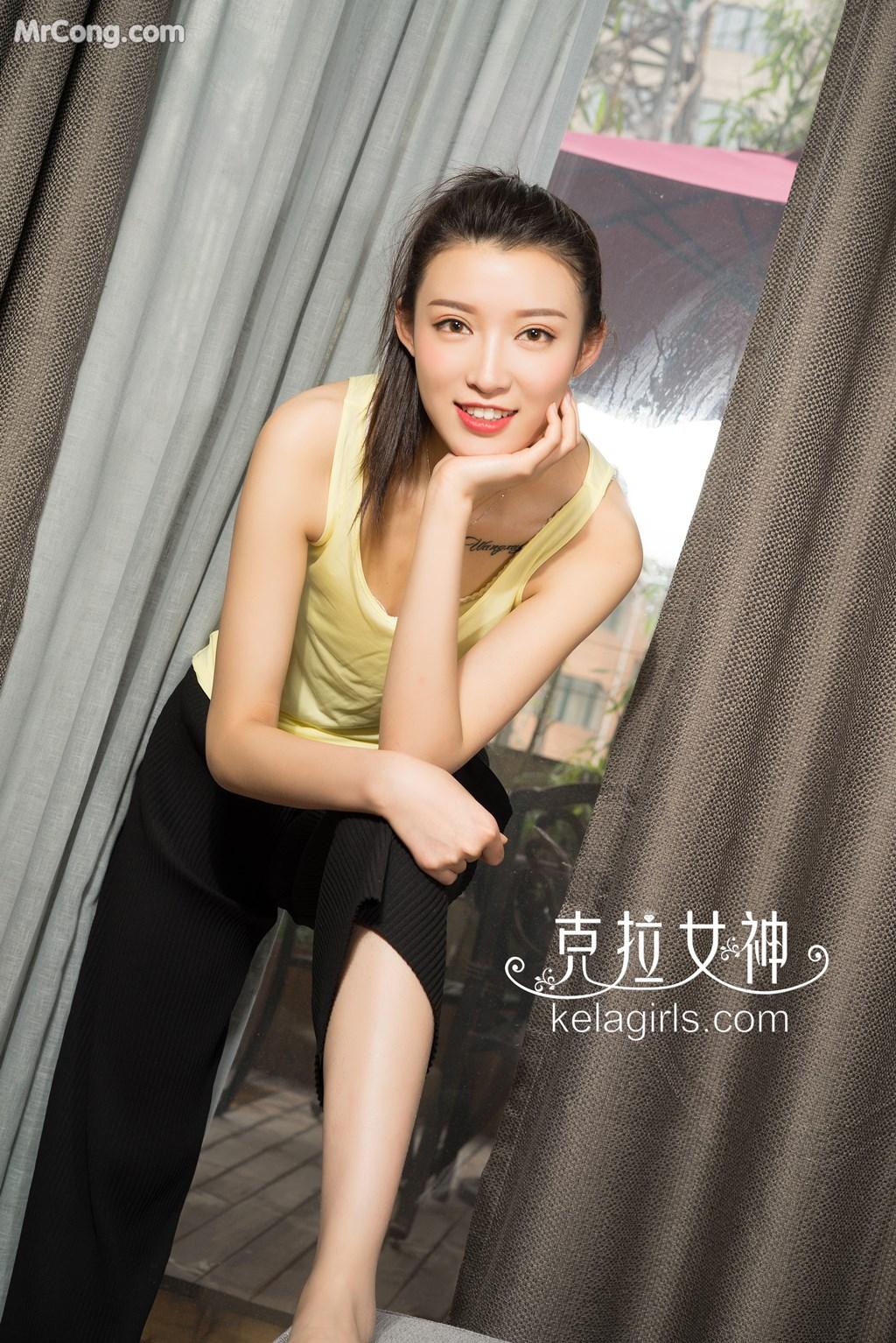 Image KelaGirls-2017-08-09-Zhao-Yujing-MrCong.com-006 in post KelaGirls 2017-08-09: Người mẫu Zhao Yujing (赵雨静) (21 ảnh)