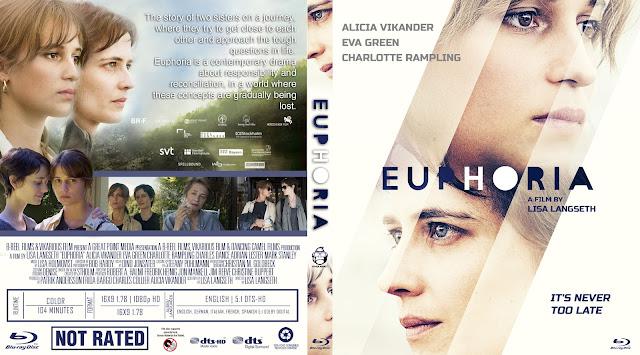 Euphoria Bluray Cover