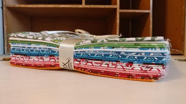 Morrison Park fabric by Pat Sloan for Benartex