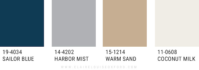 Pantone Classic Color Palette Primavera 2018