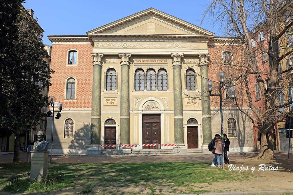 Sinagoga Maggiore de Módena
