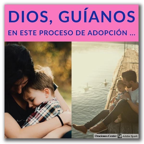 Oración para Adoptar un Niño, una Niña.