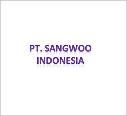 Loker Via Pos Cikarang PT.Sangwoo Indonesia
