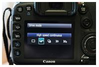 Belajar Fotografi: Memahami Setting Drive Mode Pada Kamera