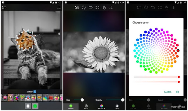 Color splash effect premium full APK