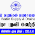 Vacancy National Water Supply & Drainage Board