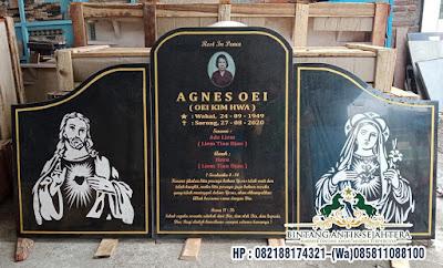 Model Bongpay Kuburan Granit