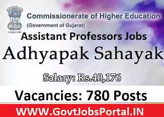 780 Assistant Professors Jobs in Gujarat