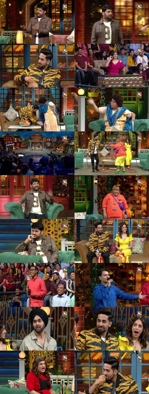 Screen Shot Of The Kapil Sharma Show 8th September 2019 Season 02 Episode 73 300MB Watch Online