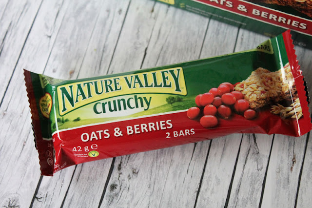 Nature Valley Crunchy Riegel - Oats & Berries