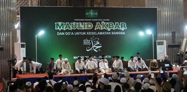 "Said Aqil Beri Gelar Anies Assayid Al Habib, ""Anies Indonesia Tulen!"""
