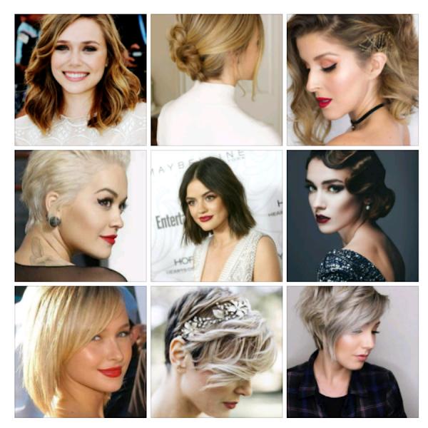 Inspirasi Gaya Rambut Untuk Rambut Pendek