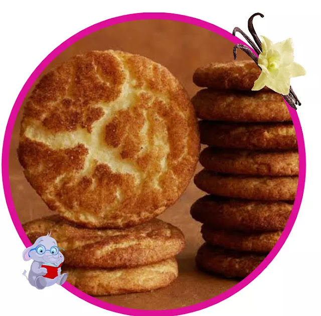 Snickerdoodles is also suitable to be enjoyed with a cup of warm tea. The combination of vanilla Snickerdoodles flavor with hot tea can warm the body during cold weather. Snickerdoodles snacks are often used as snacks when gathering with family, especially in the celebration of Christmas and New Year in the cold snow.