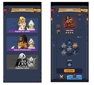 Cara mudah Level Up Hero / Monster Brutal Age