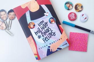 [Resenha]: Um milhão de finais felizes - Vitor Martins