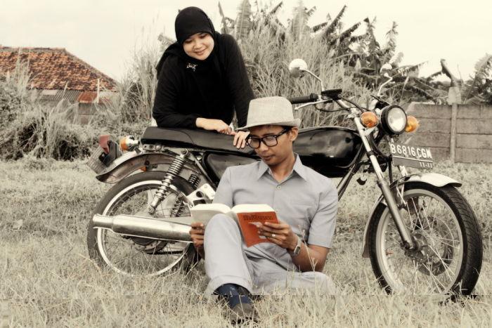 Foto Prewedding Paling Unik Dan Romantis Akan Populer di 2017