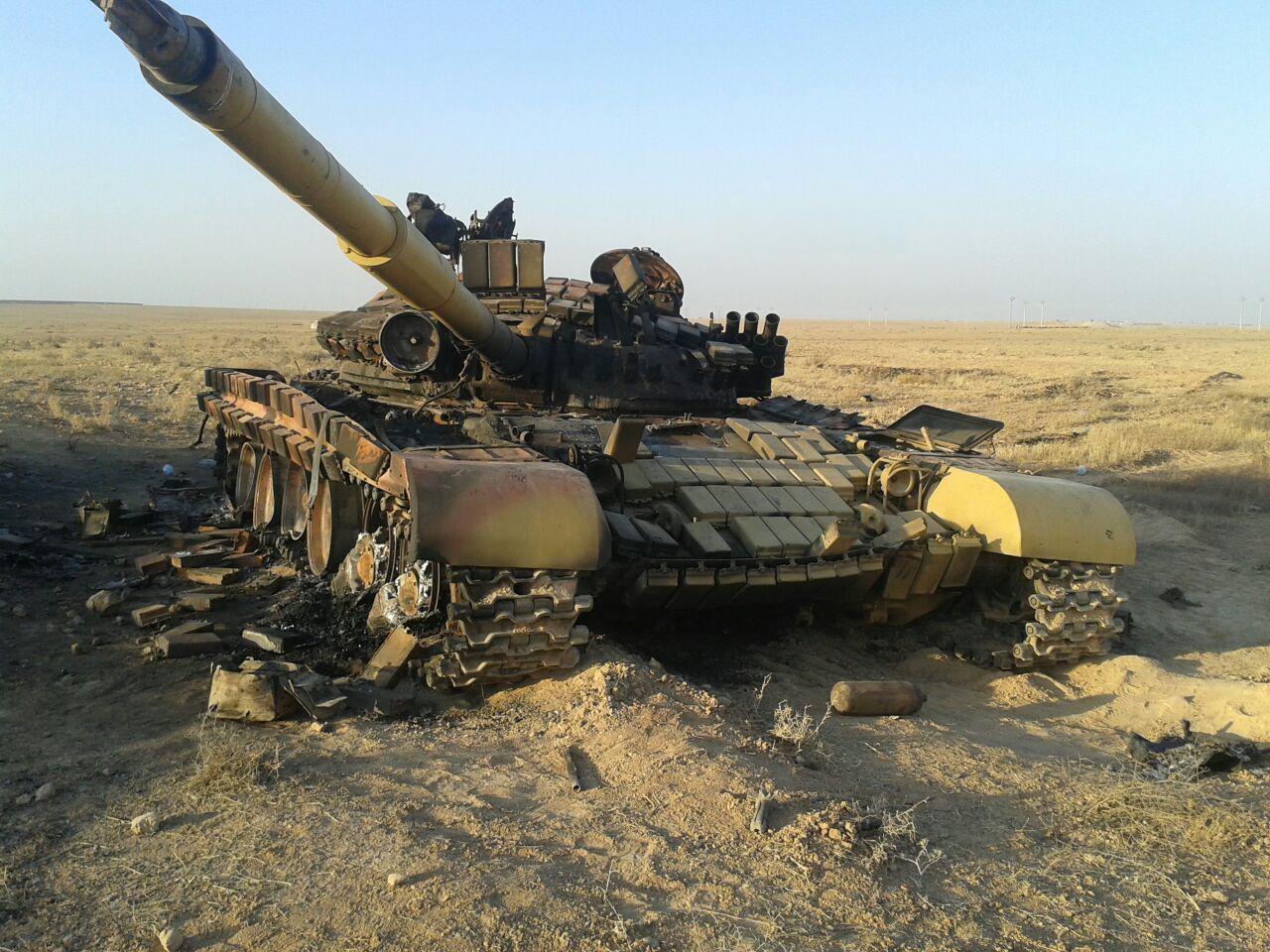 véhicules détruits Ak23