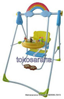 Toddler Swing Pliko Pk706