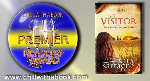 The Visitor by Sara Sartagne