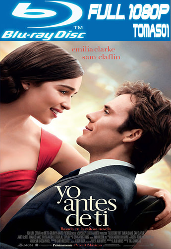 Me Before You (Yo antes de ti) (2016) BRRip Full HD 1080p