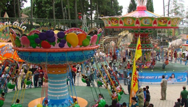 Harga Ticket Masuk Bandung Carnival Land