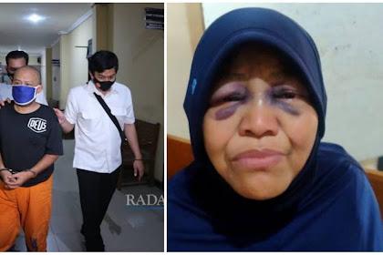 Telat Menyalakan Obat Nyamuk, Seorang Pemuda di Kabupaten Magetan, Jawa Timur, Tega Menghajar Ibu Kandungnya Sendiri hingga Babak Belur.