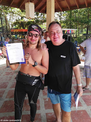Testimonial by Helmer Brundin of the January 2018 PADI IDC on Koh Lanta, Thailand