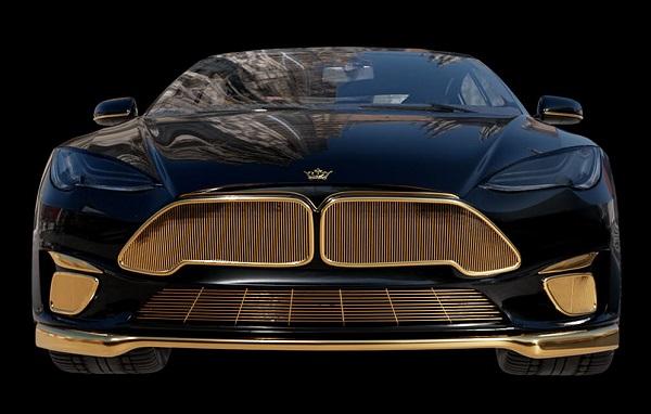Caviar Tesla Model S Plaid