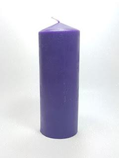 Velón Violeta