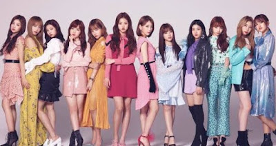 izone twelve fakta album