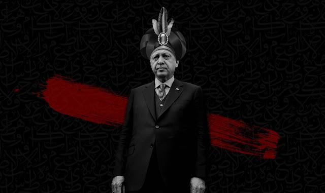 Ο νεο-χαλίφης Ερντογάν και τα ταπεινά και υποτακτικά γιουσουφάκια του...