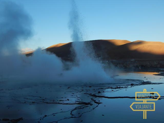 Tour Geysers del Tatio San Pedro de Atacama