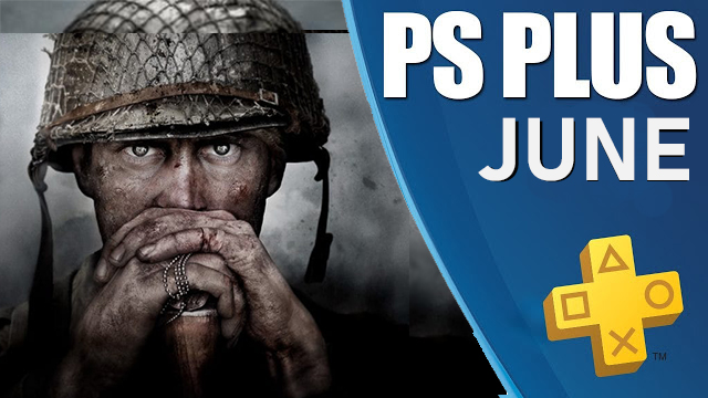 COD: WWII Free PS Plus June