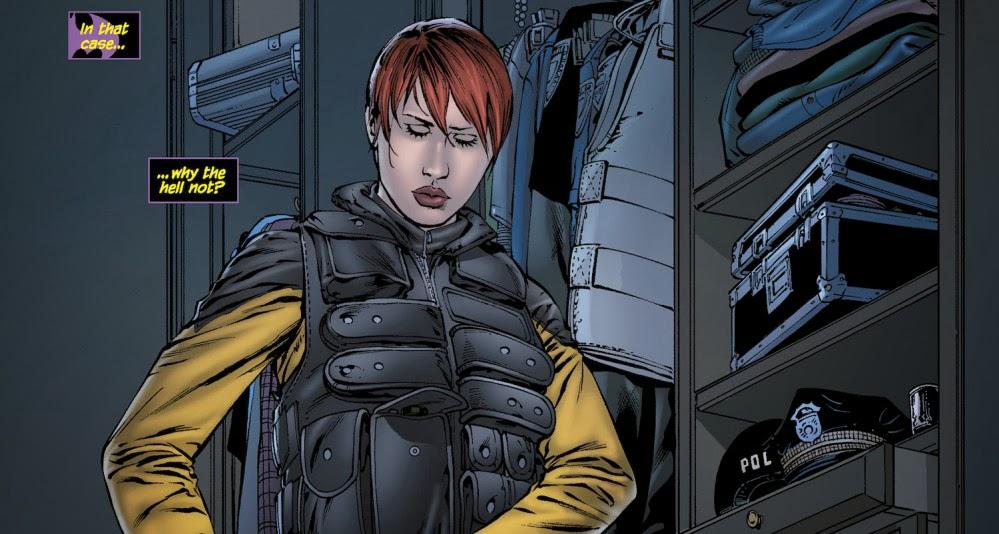 Gotham Spoilers: Batgirl #25 Preview