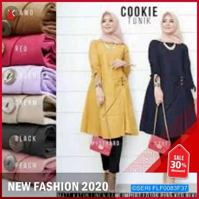 FLF0083F37 Cookie Tunik Terbaru BMGShop
