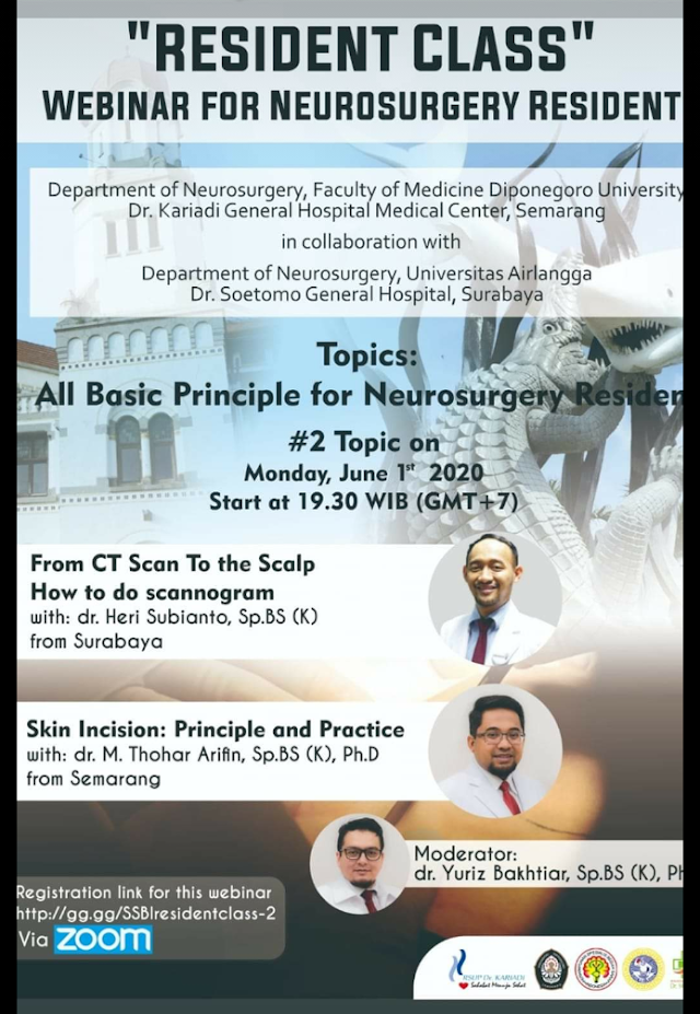 Date and Time: *June 1st, 2020 , start at 07:30 PM (GMT+7)*     *RESIDENT CLASS WEBINAR 2020-2nd Topic*