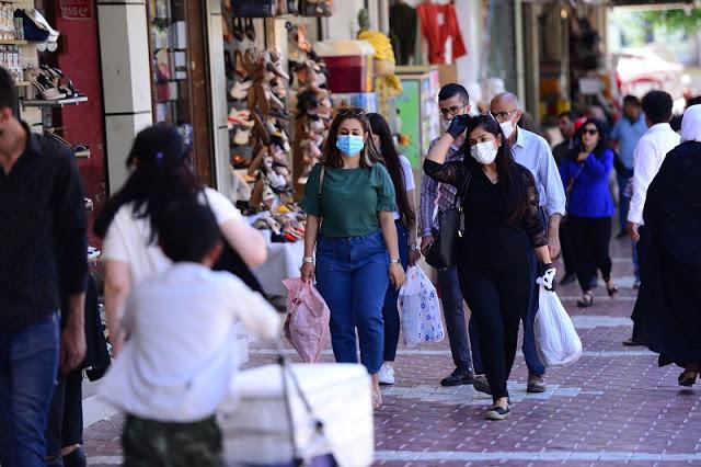 ٢١ مردن و ٨٢٩ تووشبووی دیکەی کۆرۆنا لە هەرێمی کوردستان راگەیەندرا