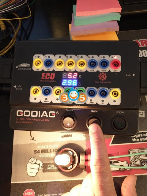 Godiag GT100+ Good Using Experience 7
