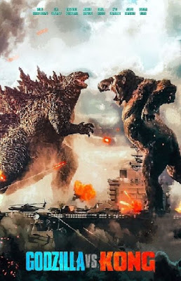 Godzilla vs. Kong (2021) Dual Audio ORG [Hindi 2.0ch – English 5.1ch] 720p | 480p HDRip ESub x264 1Gb | 350Mb