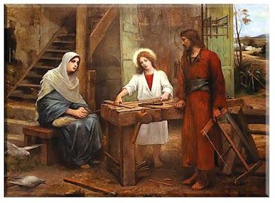 Święto Świętej Rodziny Jezusa, Maryi i Józefa - Głowa rodziny