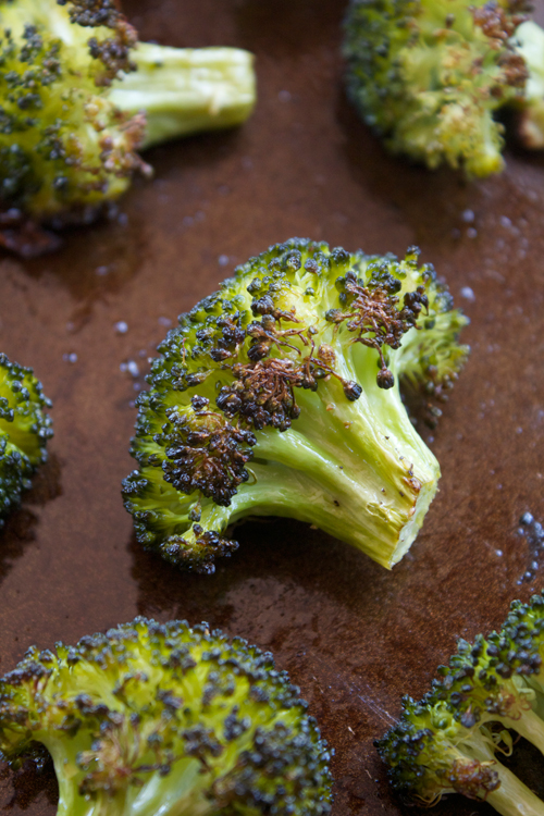 Roasted Broccoli    A Less Processed Life