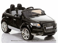 Mobil Mainan Aki Pliko Q7 Audi