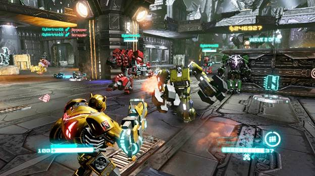 Transformer War for Cybertron pc full game english multilenguaje español