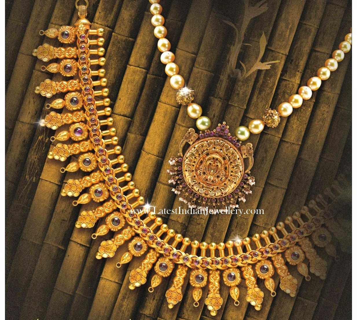 Divine Indian Gold Jewellery