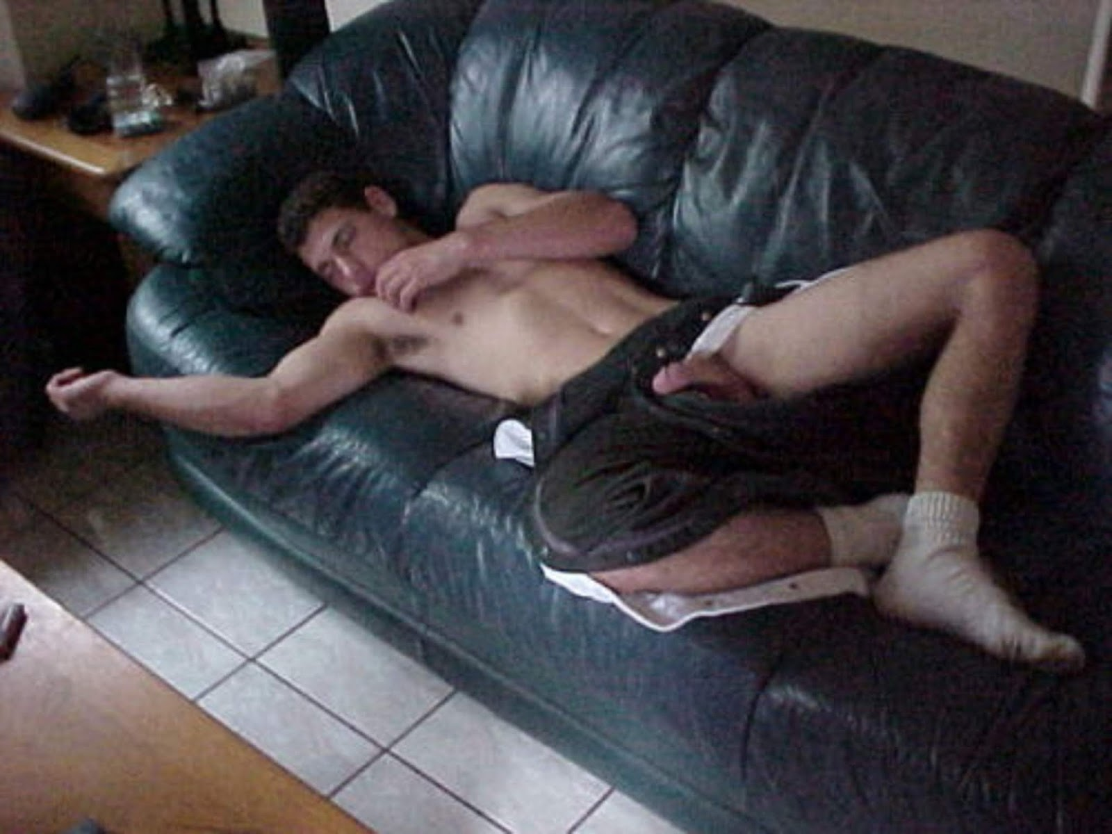 Sleeping XXX