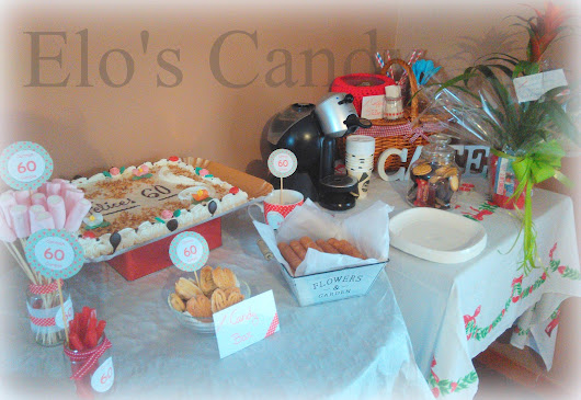 Birthday sorpresa: Candy bar, Coffe Station y Photocall