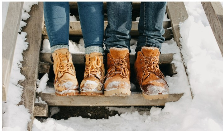 4 Winter Boots You Can Buy With Level Voucher Code