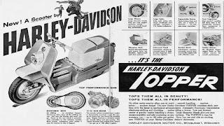 Harley Davidson Topper